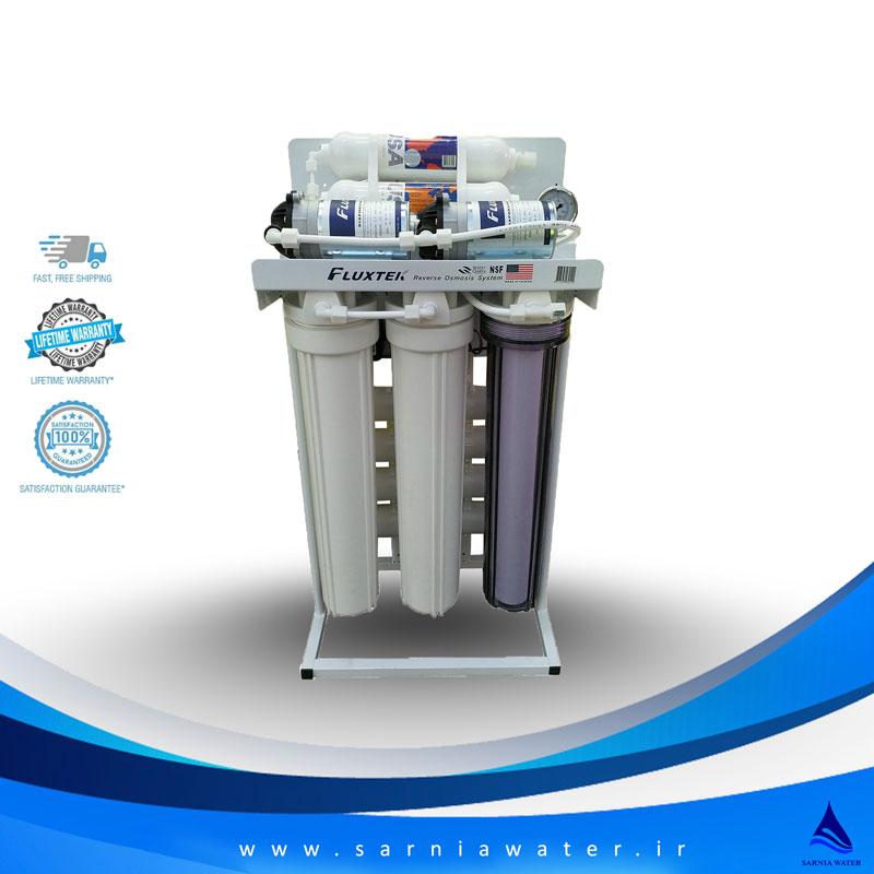 دستگاه تصفیه آب نیمه صنعتی فلکس تک