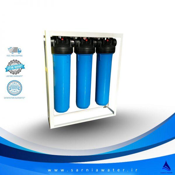 دستگاه تصفیه آب آپارتمان - دستگاه تصفیه آب - دستگاه تصفیه آب خانگی