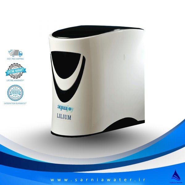 دستگاه تصفیه آب لیلیوم - دستگاه تصفیه آب خانگی - دستگاه تصفیه آب