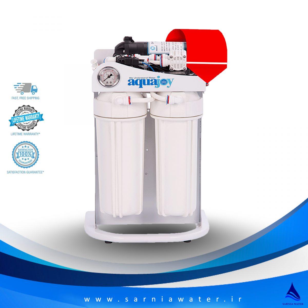 دستگاه تصفیه آب نیمه صنعتی RO400- دستگاه تصفیه آب اصفهان