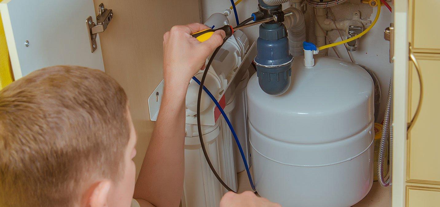 sarniawater - سارنیاواتر - عیب یابی دستگاه تصفیه آب خانگی-دستگاه تصفیه آب خانگی - دستگاه تصفیه آب