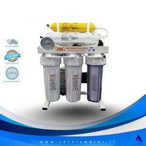 سارنیا واتر - دستگاه تصفیه آب خانگی - تصفیه آب HM